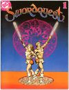 SwordQuest - EarthWorld Comic Book Books