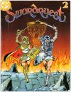SwordQuest - FireWorld Comic Book Books