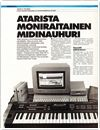 Atarista Moniraitainen MIDI-nauhuri Articles