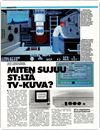 Miten Sujuu ST:ltä TV-kuva? Articles
