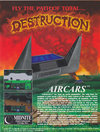 Air Cars Atari goodie