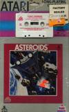 Asteroids Sound Cassette Records