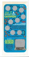 Centipede Scratch Card Other