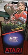 E.T. - The Extra-Terrestrial Atari Dealer Displays