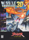 Missile Command 3D Atari Posters