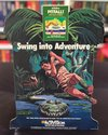Pitfall! - Pitfall Harry's Jungle Adventure Atari Dealer Displays