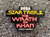 Star Trek II - The Wrath of Khan Pin Pins / Badges / Medals