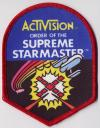StarMaster - Order of the Supreme Starmaster Pins / Badges / Medals