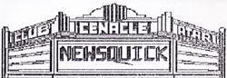 Atari Cénacle Newsquick magazine