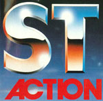 Atari ST Action magazine