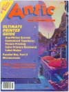 Antic issue Vol. 3 - No.11