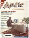 Antic issue Vol. 4 - No.11