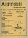 Atari Magazin issue No. 06