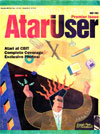 AtariUser issue Issue 01