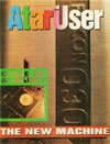 AtariUser issue Issue 18