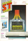 Atari ST User issue Vol. 3, No. 11