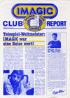 Imagic Club Report issue Ausgabe 2