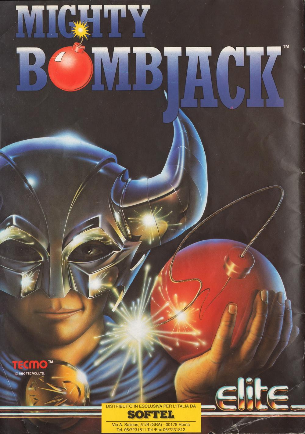 free mighty bomb jack
