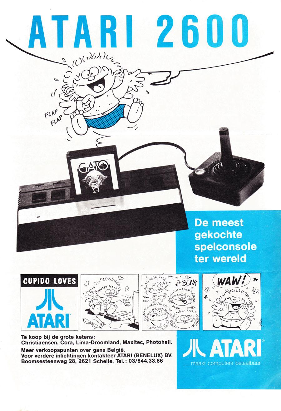 Atari 2600 Vcs Mr Do Scans Dump Download: Atari 2600 VCS Ads