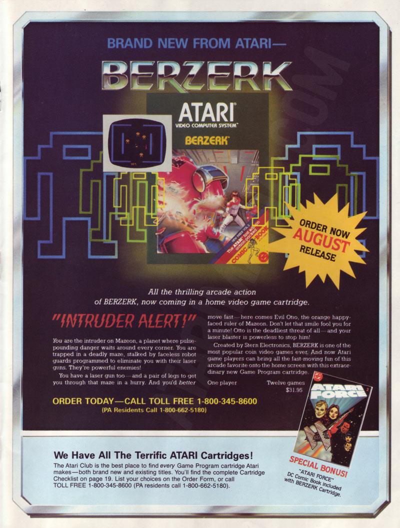 Atari 2600 VCS Ads - Page 38