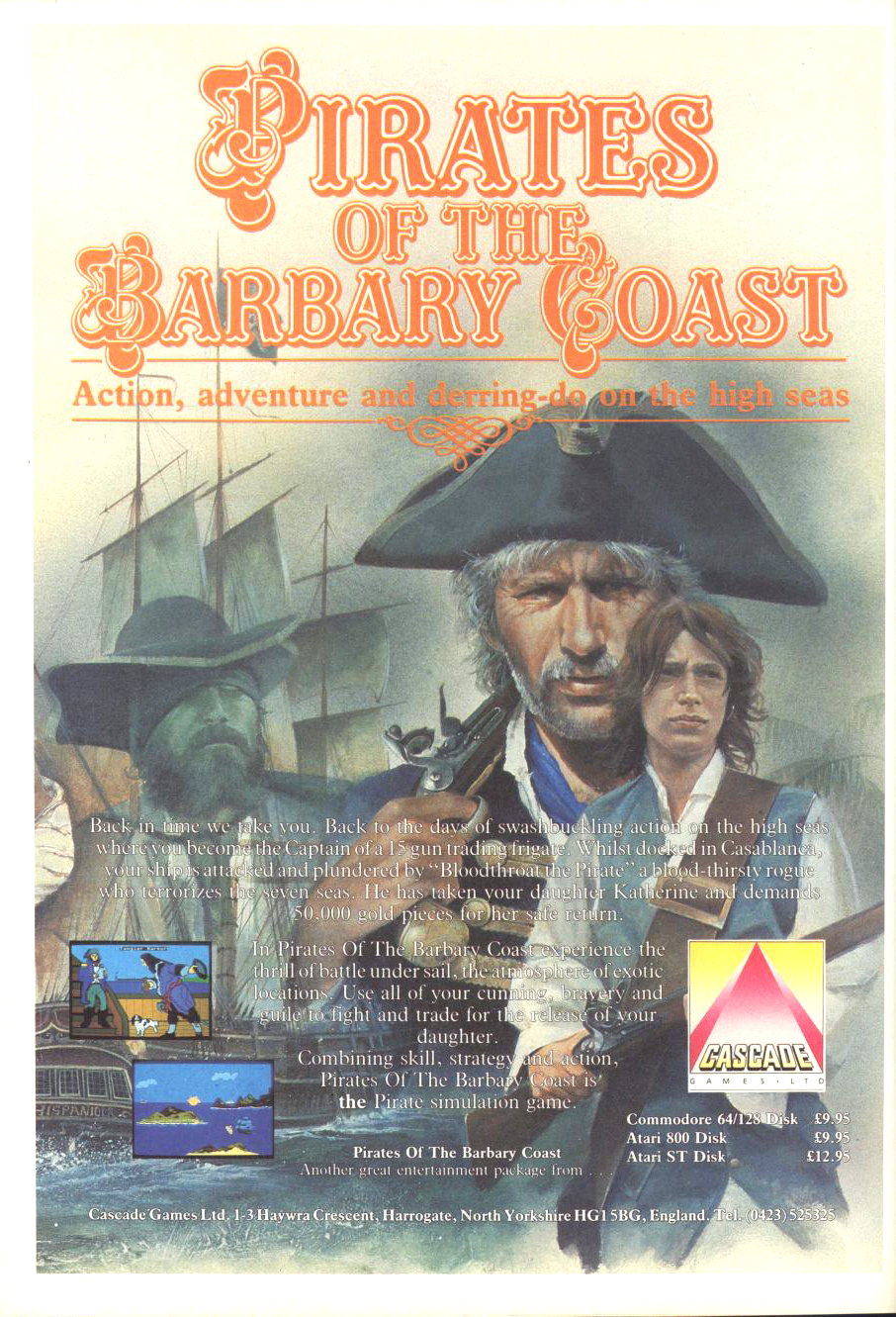 freddy cascades productions