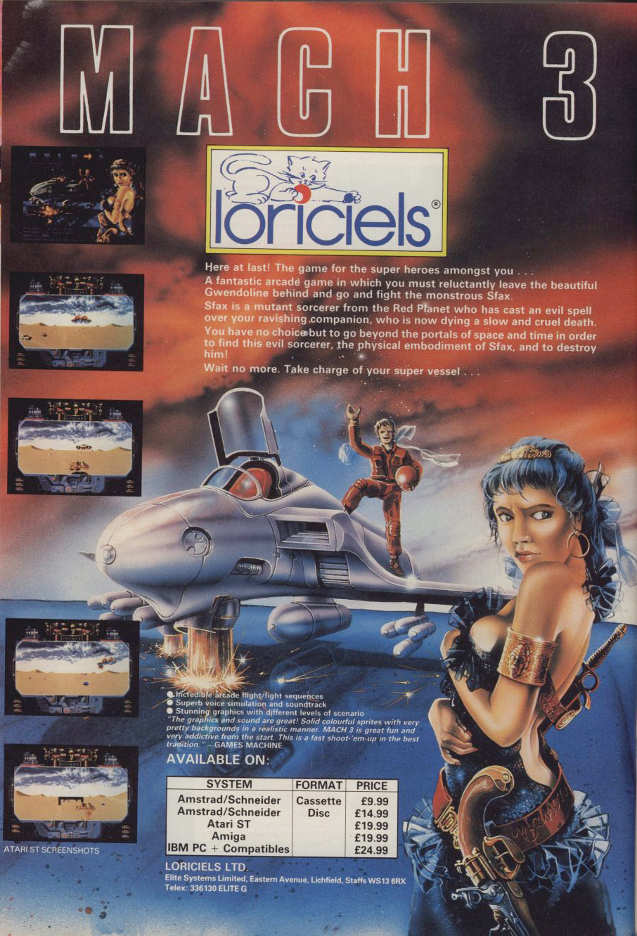 36dc90508ed13 Atari ST Ads - Page 5