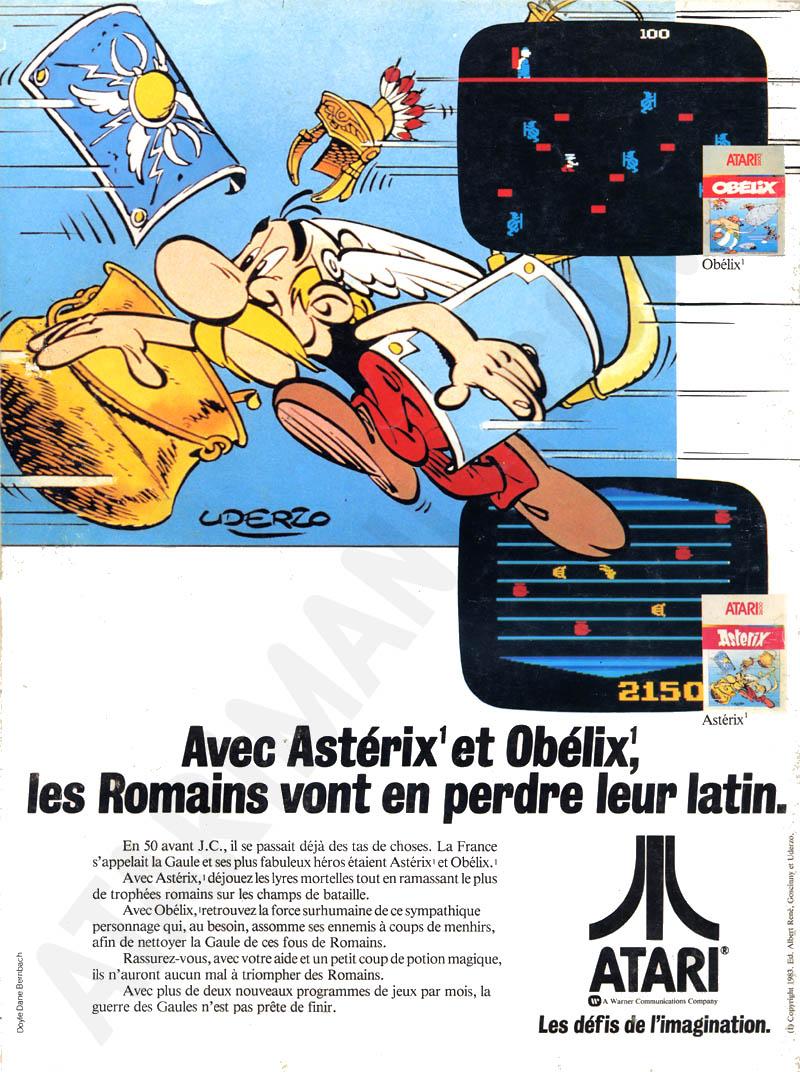 video asterix und obelix