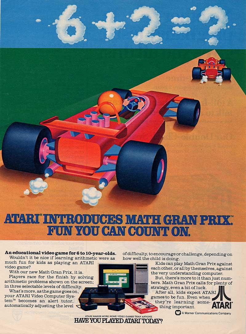 Atari 2600 VCS Ads