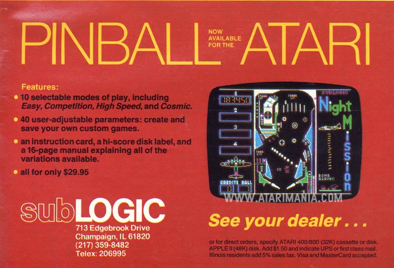 Atari 400 800 XL XE Ads - Page 26