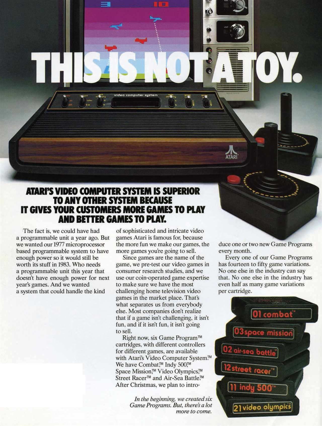 Atari 2600 Vcs Mr Do Scans Dump Download: Atari 2600 VCS Combat : Scans, Dump, Download, Screenshots