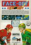 Face Off Atari ad