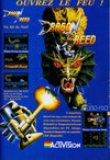Dragon Breed Atari ad