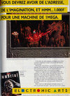 Immortal (The) Atari ad