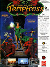 Lure of the Temptress Atari ad