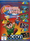 Parasol Stars - The Story of Rainbow Islands II Atari ad