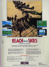 Reach for the Skies Atari ad