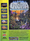 Utopia - The Creation of a Nation Atari ad