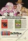 Pitfall! - Pitfall Harry's Jungle Adventure Atari ad
