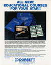 All New! Educational Courses for Your Atari!