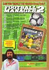 Football Manager II Atari ad