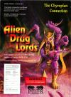 Alien Drug Lords Atari ad
