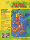 Jungle Hunt Atari ad