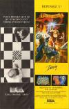 Battle Chess Atari ad