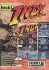 Indiana Jones and the Last Crusade - The Action Game Atari ad