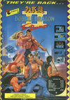 Double Dragon II - The Revenge Atari ad