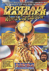 Football Manager - World Cup Edition 1990 Atari ad