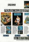 Daley Thompson's Olympic Challenge Atari ad