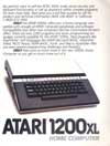 Only the new Atari 1200XL...