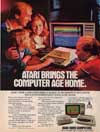 Atari brings the computer age home