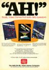 Wall Ball Atari ad